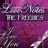 Zai's Love Notes: The Freebies