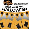 Party Printable - Halloween Bunting Alphabet