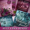 Digital Scrapbooking Kits - Holiday Jewels & Sugar Plums Bundle