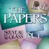 Digital Scrapbooking Kits - Nouveau & Glass Volume 1