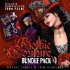 Digital 3D Texture Set - Gothic Couture Bundle