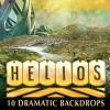 Digital Backgrounds - Helios Sci-Fi