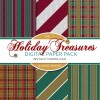 Digital Scrapbooking Papers - Holiday Treasures Volume 2