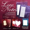 Digital Scrapbooking Papers - Love Notes