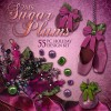Digital Scrapbooking Kits - Sugar Plums