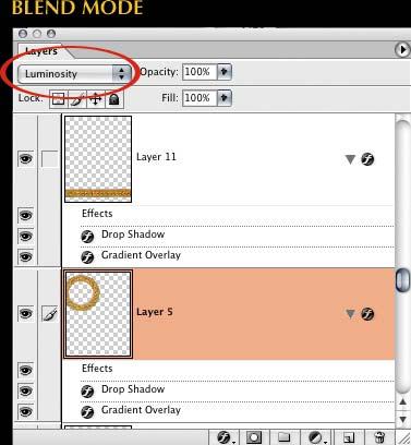 blending modes photoshop scrapbooking