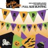 Party Printable - Happy Halloween Bunting