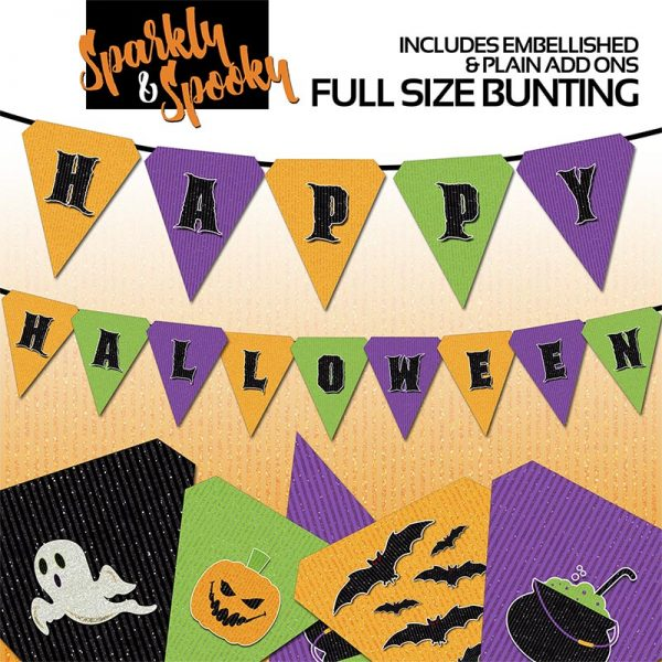 Party Printable - Happy Halloween Bunting