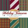 Digital Scrapbooking Papers - Holiday Treasures Volume 2