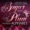 Digital Scrapbooking Kits - Sugar Plum Alphabet