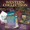 Digital Scrapbooking Kits - Western Scrapbooking Bundle